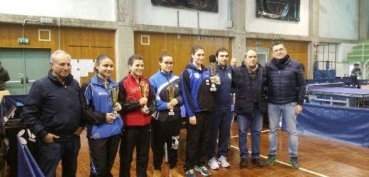 Tennistavolo, i risultati del 3° Torneo nazionale svolto a Canicattini Bagni dove si prepara l'appuntamento di febbraio