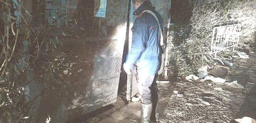 Emergenza freddo, controlli dei Carabinieri in tutta la provincia di Siracusa per assistere e riparare dal freddo i senzatetto