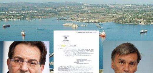 """Autorità Portuale, Crocetta """"smentito"""" dal ministro Delrio che pubblica la richiesta della Regione per la nomina di Catania"""