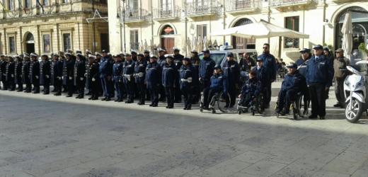 Festa della Polizia Municipale a Siracusa, le benemerenze e gli encomi consegnati