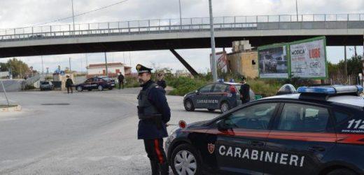 Massiccio controllo del territorio di Rosolini da parte dei Carabinieri, apprezzamenti da parte del sindaco Calvo