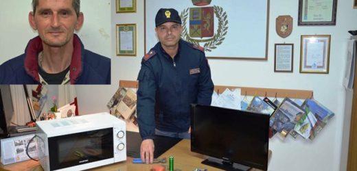 Marzamemi, arrestato un topo d'appartamento sorpreso in azione in un'abitazione del borgo marinaro