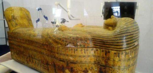 """""""La porta dei sacerdoti, i sarcofagi di Deir el-Bahari"""", mostra unica a Siracusa da febbraio a novembre alla Montevergini"""