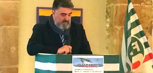 """Alessandro Valenti confermato alla guida della Fit Cisl di Siracusa: """"Necessaria una rete ferroviaria moderna"""""""