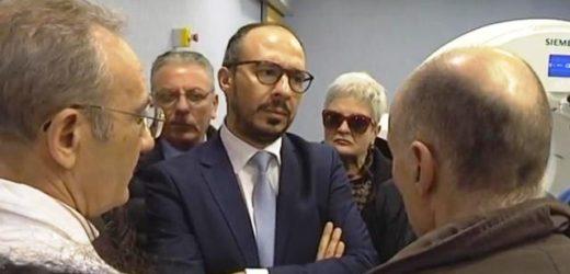 """""""Un nuovo e più moderno ospedale per Siracusa"""", così il sottosegretario Faraone in visita all'Umberto I e a Lentini"""