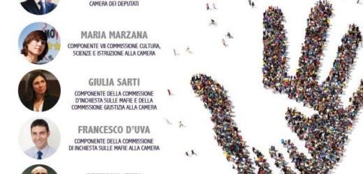 """Il 10 febbraio i deputati del M5S con Luigi Di Maio e la Marzana """"In Tour per la Legalità"""" a Rosolini, Avola e Siracusa"""