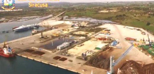 Arrestato ingegnere siracusano e sequestrato studio di igegneria per corruzione in un appalto nel porto di Augusta