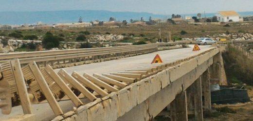 Il Libero Consorzio affiderà ad un tecnico le indagini strumentali sul ponte Calafarina sulla Marzamemi-Portopalo
