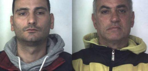 Tentano di rubare una 500 a Siracusa, arrestati dai Carabinieri un carlentinese ed un lentinese