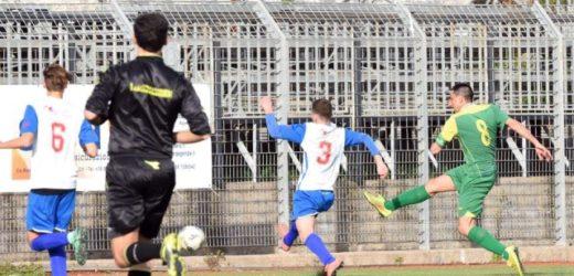 Il Palazzolo batte 3-0 il Belpasso e si piazza ad un solo punto dalla capolista San Pio X, e domenica arriva l'ostico Scordia