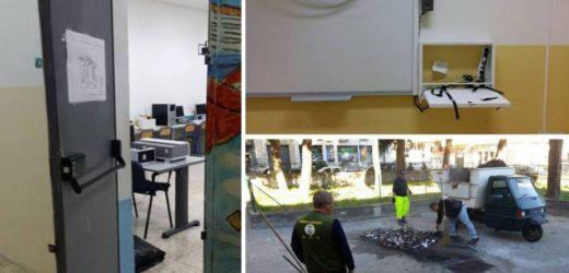 """Ancora """"violato"""" l'Istituto comprensivo di Francofonte, rubati in 4 giorni 23 computer. La città adotti e protegga la sua scuola"""
