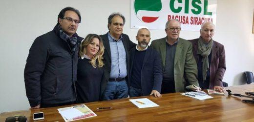 Prospero Dente eletto segretario dell'Assostampa di Siracusa, in segreteria anche Alessia Zeferino e Gaetano Guzzardo