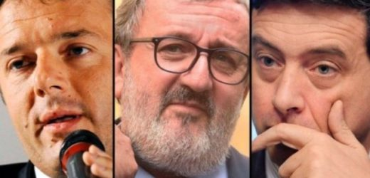 """Matteo Renzi """"stravince"""" la consultazione tra gli iscritti al PD per la corsa alla segreteria, il 30 aprile le Primarie nazionali"""