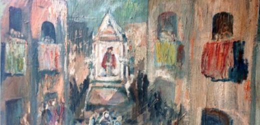 Il Comune di Canicattini ricorda sabato il poeta e pittore Salvatore Carpinteri e gli intitola una piazzetta