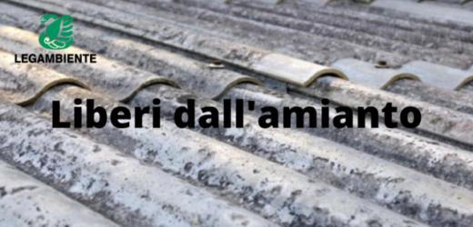 """""""Liberi dall'amianto"""", al via la campagna di Legambiente in Sicilia, ieri appuntamento allo """"Juvara"""" di Siracusa"""