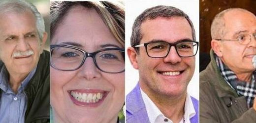 Nel vivo la campagna elettorale per le Amministrative a Canicattini, 4 candidati a sindaco e 48 per il Consiglio
