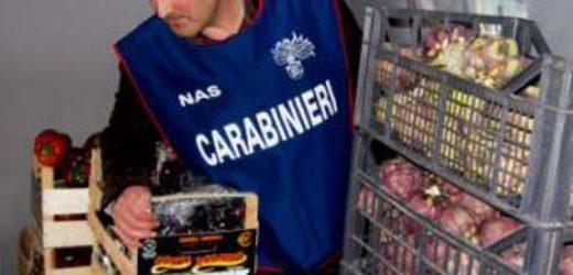 Lentini, il Comune chiude un negozio di prodotti alimentari privo di autorizzazioni dopo la segnalazione del Nas