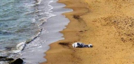 Il cadavere di un anziano 71enne rinvenuto in mattinata in una spiaggia di Avola, forse un malore la causa della morte