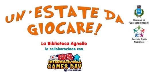 """Da giugno ad agosto i laboratori di """"gaming"""" alla Biblioteca comunale """"G. Agnello"""" di Canicattini, con i giochi da tavolo"""