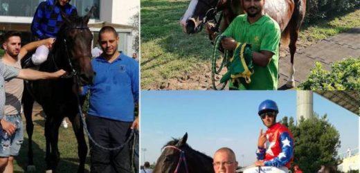Cuore del Grago, Mr Tarxien e Saint Steven protagonisti ieri all'Ippodromo del Mediterraneo