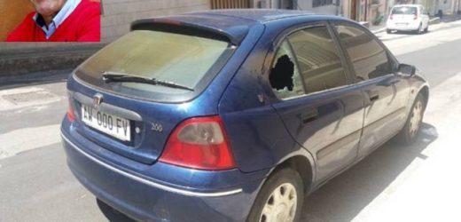 Canicattini, intimidazione all'assessore Pietro Savarino, nella notte data alle fiamme l'auto. Solidarietà dai colleghi di giunta