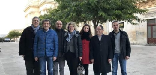 Visita ieri del sottosegretario Davide Faraone a Canicattini, apprezzamento per il lavoro del sindaco e della sua giunta