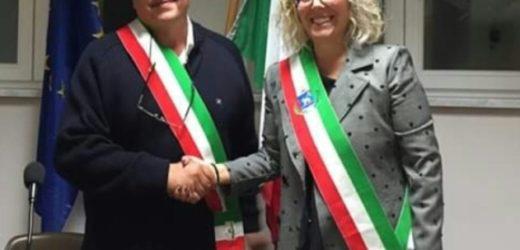 """Firmato il """"Patto di Amicizia"""" tra le cittadine di Canicattini Bagni e Caselle in Pittari nel Cilento"""