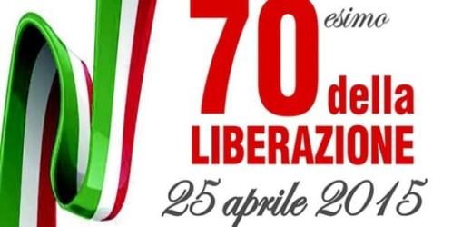 Oggi il 70° anniversario della Liberazione, la nostra gratitudine a chi ha creduto e difeso un sogno possibile