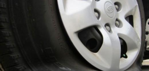 Individuato e denunciato l'autore delle forature dei pneumatici di 28 auto avvenute nell'aprile scorso al Talete