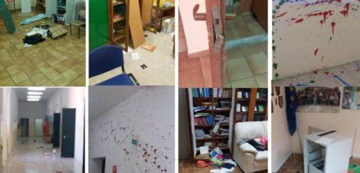 """Ancora vandalizzata la scuola """"Enrico Fermi"""" di Francofonte, presidio di conoscenza ma soprattutto di formazione civica"""
