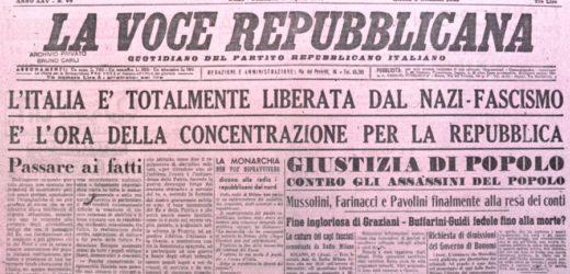 L'ingerenza americana e la resistenza italiana