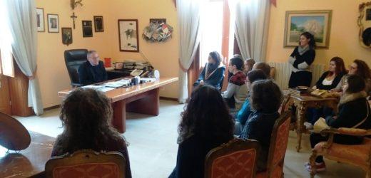 Canicattini, il sindaco Amenta incontra e da il benvenuto ai 20 giovani impegnati nei progetti del Servizio Civile Nazionale