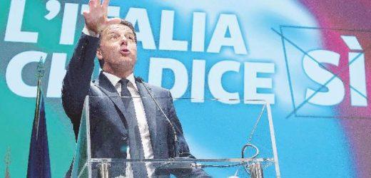 Martedì sera sarà a Siracusa il premier e segretario nazionale del PD Matteo Renzi per sostenere il SI al Referendum