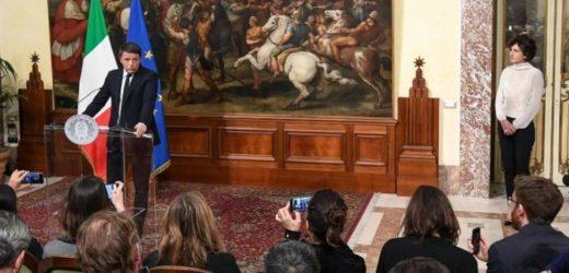 Referendum, vince il NO col 59,11%, Renzi battuto di larga misura si dimette, ma da solo vale un 40% che fa pensare