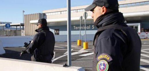 Espulso per motivi di sicurezza con un volo da Palermo un tunisino già detenuto ad Augusta e vicino a gruppi estremisti