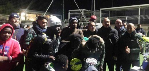 """Concluso a Palermo il torneo """"Sport è Integrazione"""" della Rete Sol.Co., tra i premiati gli Sprar di Floridia e Francofonte"""