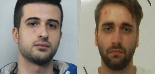 Arrestato a Fiumicino in arrivo da New York, Marco Gennaro, il 19enne accusato con Tranchina dell'omicidio di Scarso