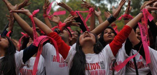 """Il giorno di San Valentino appuntamento a Siracusa con """"One billion rising"""", la danza contro la violenza su donne e bambine"""