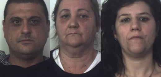 Viaggiavano in auto con 22 grammi di cocaina pura, arrestati a Floridia dai Carabinieri un uomo e due donne