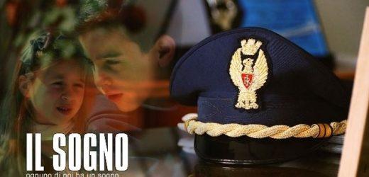"""""""Il sogno"""", un cortometraggio della Polizia di Noto per l'Infiorata, racconta di un bambino diventato poliziotto"""