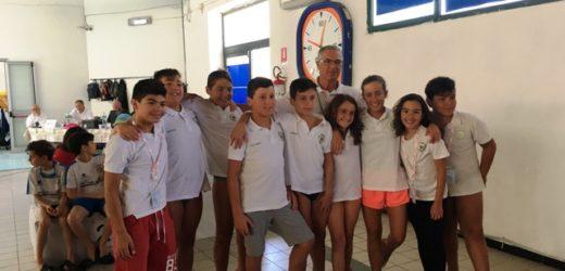 """Ottima prestazione dei giovanissimi atleti dell'Ortigia che al Trofeo """"Comiso in volo"""" conquistano 12 medaglie"""