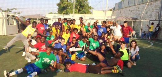 Tre giorni di iniziative nelle strutture per migranti di Canicattini Bagni per la Giornata Mondiale del Rifugiato