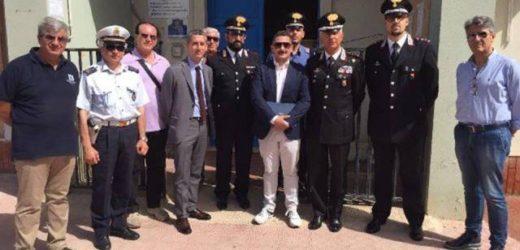 Aperti per la stagione estive i posti fissi dei Carabinieri nelle località marine di Marzamemi e Agnone Bagni