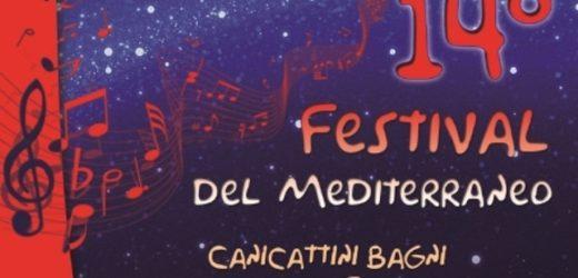 """Al via venerdì con la """"Birra Fest"""" la 14° edizione del Festival del Mediterraneo di Canicattini, eventi da luglio a settembre"""