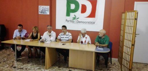 L'Area Dem di Siracusa ha presentato stamani la candidatura alle regionali di Paolo Amenta già sindaco di Canicattini Bagni