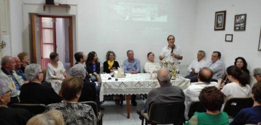 Decennale dell'Università della Terza Età a Canicattini Bagni, consegnati gli attestati di merito agli studenti-anziani